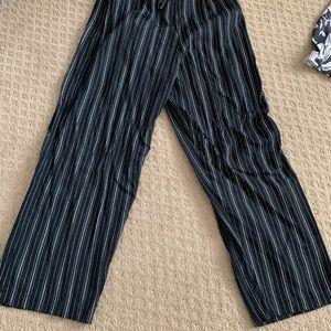 Pants - Pin strip pants